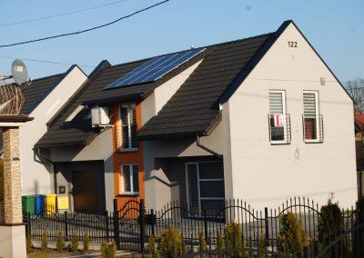 Montaż paneli słonecznych Żory