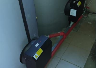Akumulacyjny piec elektryczny